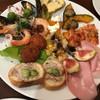 パーネェヴィーノ - 料理写真:前菜盛り合わせ