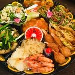 香港厨房 - オードブルセット11,000円