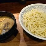 75077505 - 特製つけ麺  2017.10