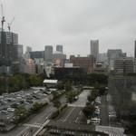 東京プリンスホテル - 窓外の景色