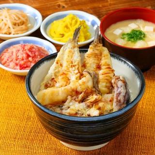 ☆★揚げたての天ぷらをリーズナブルに★☆