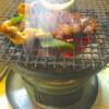 きよもと - 料理写真:七輪で焼く