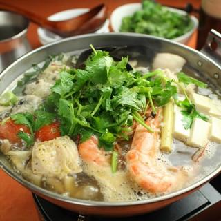 野菜ソムリエシェフ厳選!!野菜たっぷりベトナム料理をご用意♪