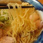 浅月 - 麺アップ