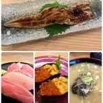 寿司虎 - 料理写真:合計 1879円