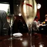 Bistro ichi - グラススパークリングワイン