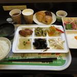 スーパーホテル - 無料の健康朝食