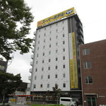 スーパーホテル - JR防府駅前にあります。