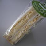 プス - 料理写真:玉子サンド