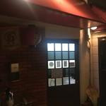 豚珍館 - 入口