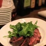 フラテッロ - 牛ハラミステーキ
