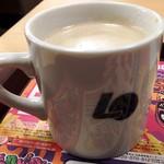 ロッテリア - ホットコーヒー