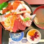 なかの - 海鮮丼