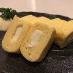 75085751 - 濃厚クリームチーズの玉子焼