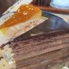 ディリシャス - 料理写真:【ザッハートルテ 350円】・【ソフトチーズ 280円】