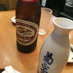 よろい寿司 - ドリンク写真: