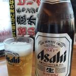 天下一品 - 瓶ビール