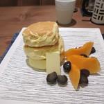 紅鶴 - 蜂蜜バター本日の果物