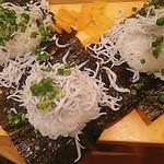 濱松たんと - 海苔手巻き飯