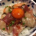 75094297 - 海鮮丼レギュラー 1500円                       2017年10月20日実食