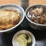 五福そば - 料理写真: