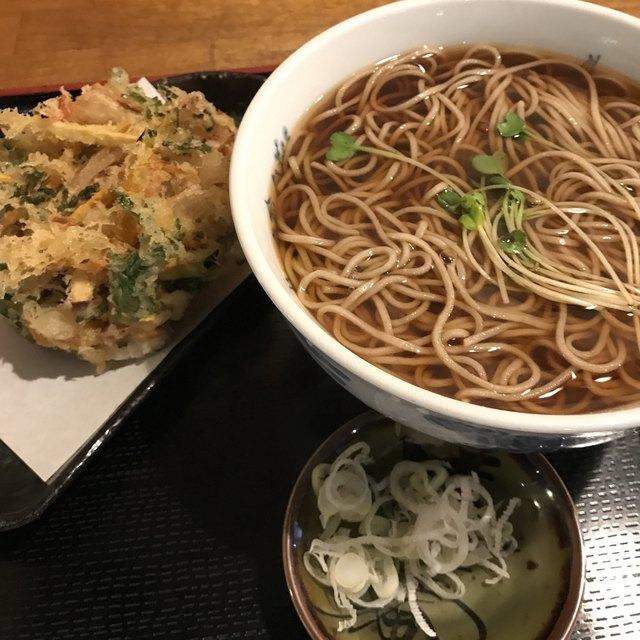 味奈登庵 関内店 - 石川町/そば ...