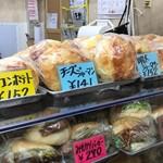 アサカベーカリー 朝霞台店 - 各種調理ぱん