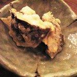 あっぱれ天風 - 原木の椎茸の天ぷら