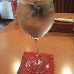 ダイニングキノシタ - 茶葉、丸ごとのジャスミンティー