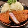 とん竹 - 料理写真:上ロースかつ定食