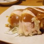 土鍋・餃子 - バンバンジー