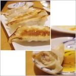 土鍋・餃子 - 焼き餃子