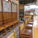 Jinya - 店内