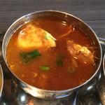 ネパール民族料理 アーガン - チキン