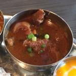 ネパール民族料理 アーガン - マトン
