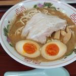 75102503 - 新津軽ラーメン こく煮干し