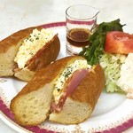 フランス菓子 葦 - 料理写真: