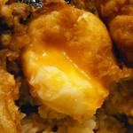 75102594 - 卵の天ぷら