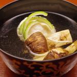 75103203 - 椀:湯葉真薯と松茸
