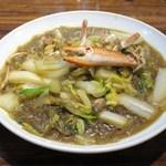 金満楼 - 海鮮燜土冬粉(海鮮入り福建春雨炒め)