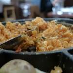 李朝園 - 〆焼き飯