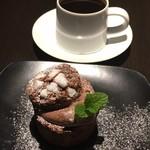 みじんこ - 本日のケーキとコーヒーで950円