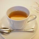 リストランテ山﨑 - 紅茶