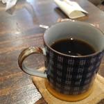 カフェ ファイミール - コーヒーはたっぷり