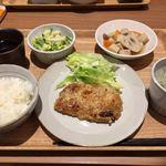 金澤 タニタ食堂 - 料理写真:日替りランチ
