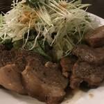 ケルティック - 豚バラのギネス煮