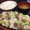 スタミナ焼肉鉄板王 - 料理写真: