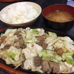 スタミナ焼肉鉄板王 -