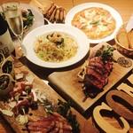 コモードキッチン - お得なパーティーコース