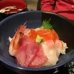 75112615 - 五十集屋海鮮丼
